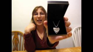 Mother's Day Sterling Silver 2 Photo Heart locket Review