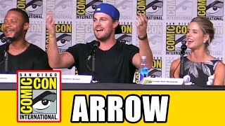 "ARROW Cast Sings ""You"