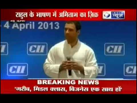 Latest India News: Rahul Afraid of Modi