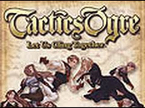 Classic Game Room - TACTICS OGRE for PSP review