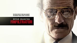 The Infiltrator Official Trailer #1 (2016) - Broad Green Pictures
