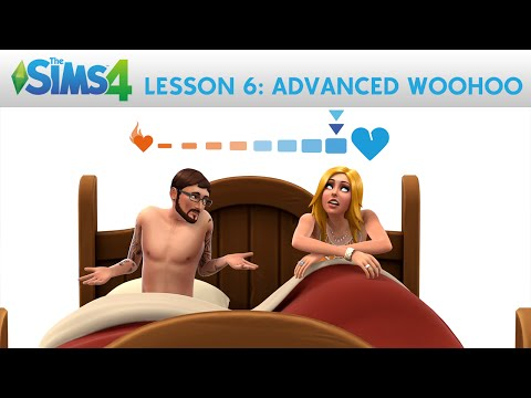 The Sims 4 Academy: Advanced Woohoo - Lesson 6: Personalities