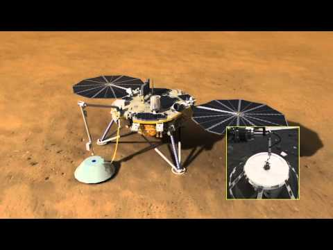 NASA Reveals Next Mars Landing Mission | Video