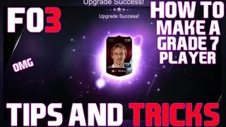 HOW TO UPGRADE TO +7 TIPS AND TRICKS I Fifa Online 3