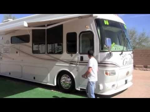 2004 Chinook Premiere 2100 E350 Super Duty