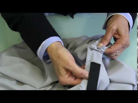 Como hacer una falda asimétrica fácil