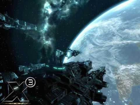 X3 - Reunion Soundtrack: Earth Orbit Battle