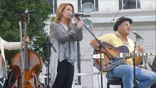 Download Lagu Patty Loveless with the  Time Jumpers at Nashville's Walk of Fame - Sunday 9-25-16 Gratis STAFABAND