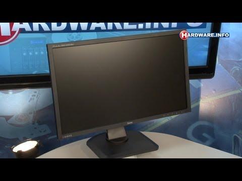 IIyama ProLite GB2488HSU 144Hz gaming monitor review - Hardware.Info TV (Dutch)