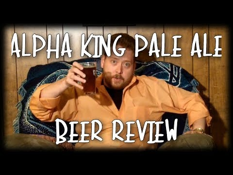 Craft Beer Review - Alpha King Pale Ale from Three Floyds