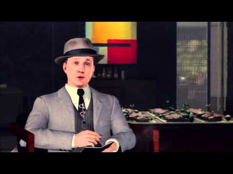 L.A. Noire - Huckster Trophy (Hidden Trophy)
