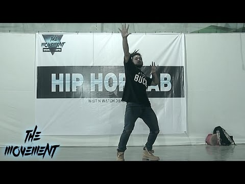 Krump on Dhan Te Nan - kaminey by Shubhankar aka Hectik (Famous Crew)