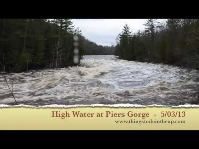 Piers Gorge - Menominee River - 05-03-13