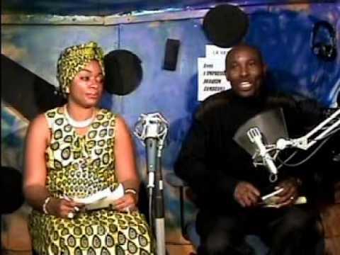 9 /19 mariage LIBALA Episode-9 Impressario Joaquim Zambuana et Activiste Annie Nemo