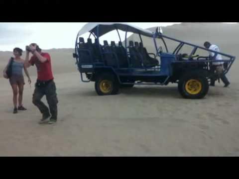 Buggy Carros Areneros   Huacachina Mp4 08 33 Mins   Visto 5281 Veces