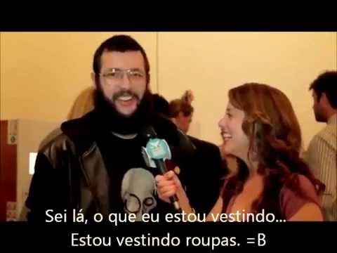 [LEGENDADO] Entrevista no Shorty Awards com o Cauê Moura DESCE A LETRA