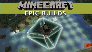 Minecraft Mega Builds - 1.9 Witch Farm & Bowling Alley!