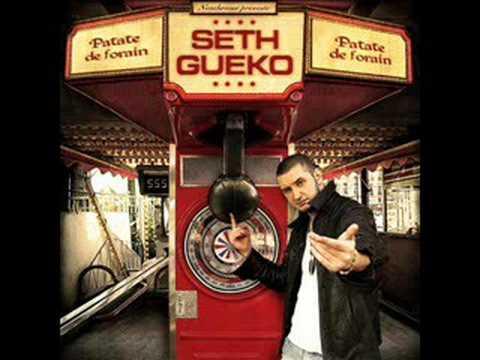 Rap - Seth Gueko - Merci Chirac