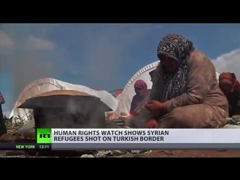 Stop shooting! Turkish border guards continue to shoot, beat and kill Syrian refugees – HRW