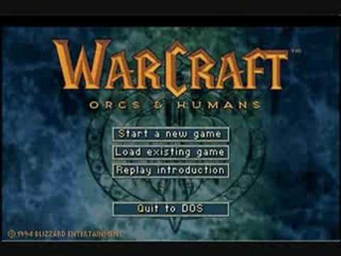 Warcraft 1 Orcs and Humans Soundtrack: Orc 1