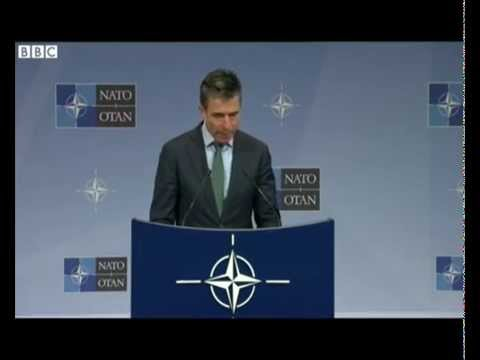 Ukraine crisis: NATO suspends cooperation with Russia
