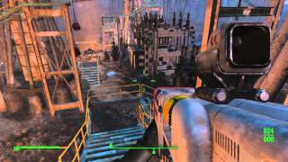 "Fallout 4 - The Lost Patrol: Listen to Scribe Faris Halo-Tape ""Bunker Up North"" Audio Log Sequence"