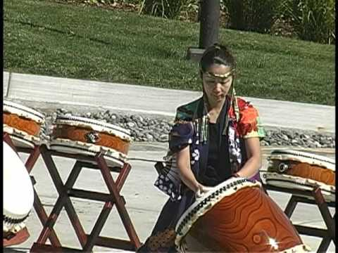 The Dalles Taiko At Columbia Gorge Community College