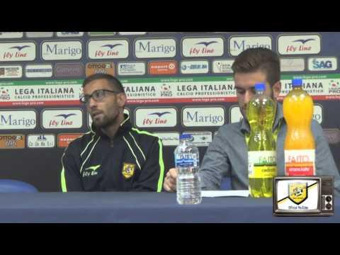 Le dichiarazioni di Francesco Favasuli in sala stampa al termine di Juve Stabia-Cosenza 1-1, match valido per la 7a giornata del Girone C della Lega Pro Divisione Unica 2015/16.