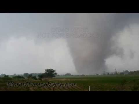 5/19/2013 Deadly Oklahoma Extreme Tornado Video
