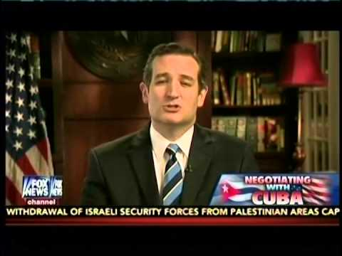 Senator Ted Cruz on Hannity Discussing Obama's Cuba Policy
