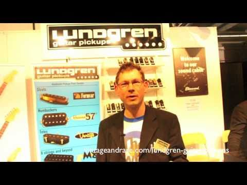 Lundgren Guitar Pickups / Frankfurt Show / Vintage&RareTV