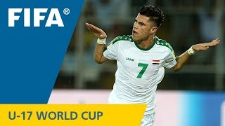 Match 12: Iraq v Mexico – FIFA U-17 World Cup India 2017