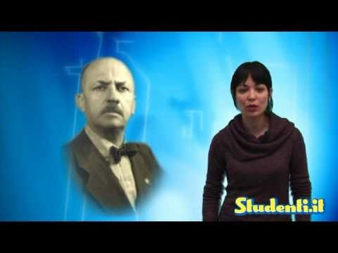 [Appunti Video] - La letteratura del '900