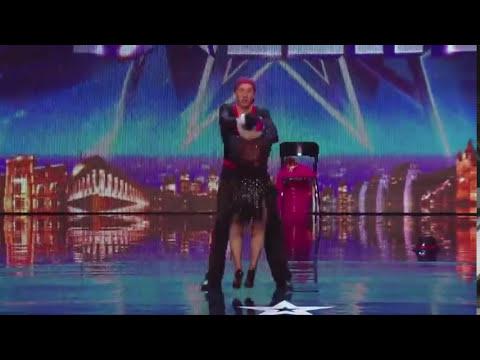 Una bailarina de 80 años sorprendió al mundo durante programa de talentos