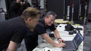 Guitar Hero: Metallica - Behind the Scenes (Into the Game)