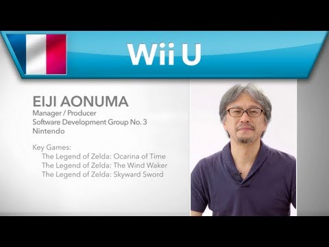 Developer Direct The Legend of Zelda: The Wind Waker HD @E3 2013 (Wii U)