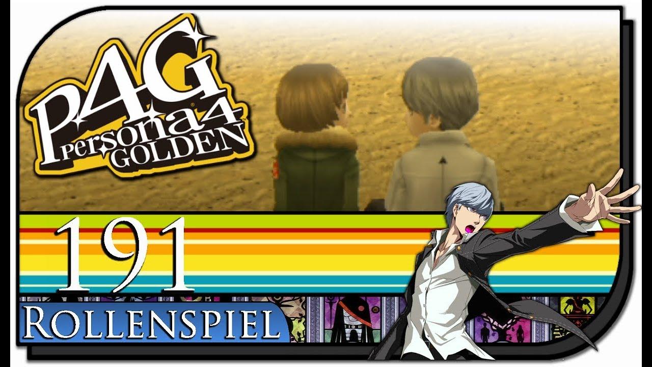 VALENTINSTAG | Shin Megami Tensei Persona 4 Golden | #191 | Lets ...