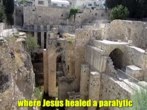 Jerusalem   In The Footsteps Of Jesus with Bein Harim