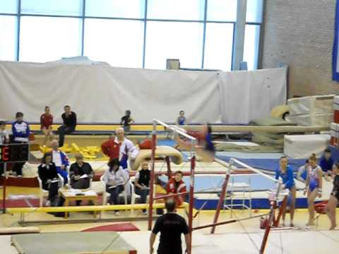Aliya Mustafina 2012 Moscow Championships Uneven Bars