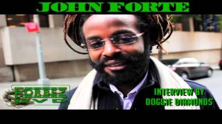 John Forte Speaks On Getting A 2nd Chance In Society (ForbezDVD Classic)