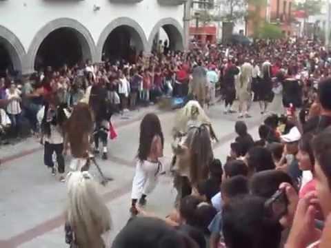 Tastuanes de Tonalá 2014 Jugada de las 7:00pm