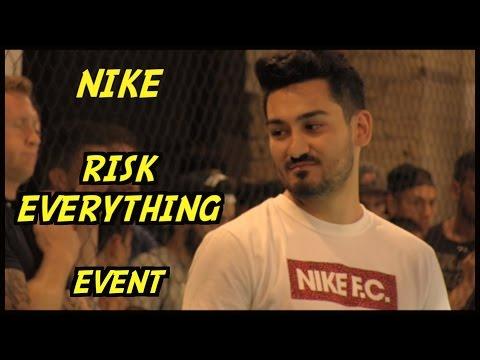 Nike #RiskEverything Event in Berlin | feat. Ilkay Gündogan | by 10BRA