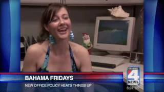 Bahama Fridays News Report