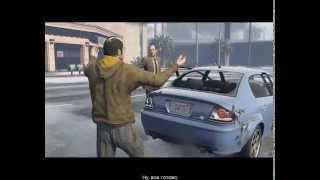 Прохождение GTA V на PC [Grand Theft Auto V] ГТА 5 – Сувенир Эл Ди Наполи GTA 5 на ПК