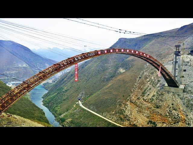 11 Dangerous Railway Bridges In The World