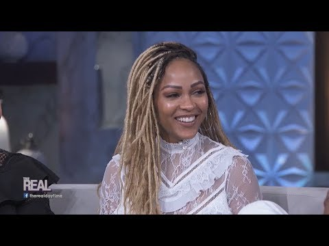 Meagan Good and Jay Ellis on Traveling with Friends