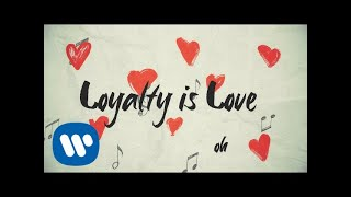 Wale - Love & Loyalty (feat. Mannywellz) [Official Lyric Video]