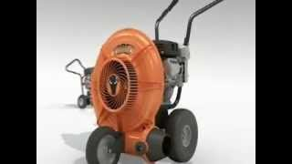 Billy Goat Force 6 HP Wheeled Blower