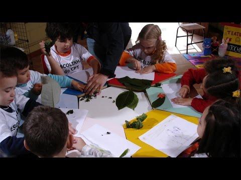 Educação Ambiental Infantil - Atividades