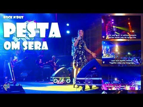 OAOE [Lirik] Pesta - OM SERA Iva Berlian Cover